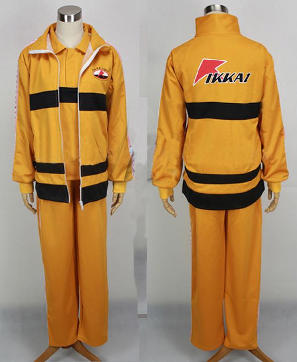 テニスの王子様 立海大学園 制服 コスプレ衣装 丸井ブン太