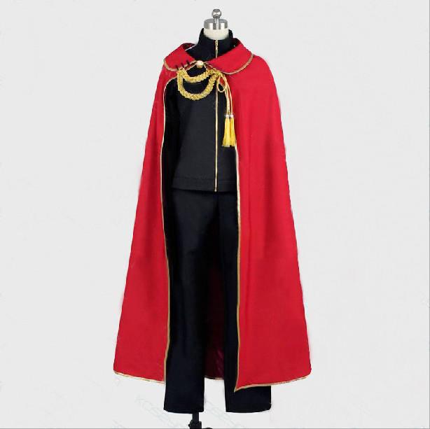 ノラガミ 野良神 夜ト(やと)夜刀神  王様  コスプレ衣装  マント コスチューム