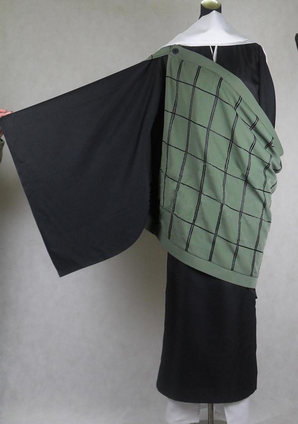 コスプレ衣装 ぬらりひょんの孫 黒田坊 衣装