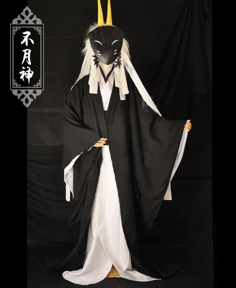 夏目友人帳 不月神 コスプレ衣装