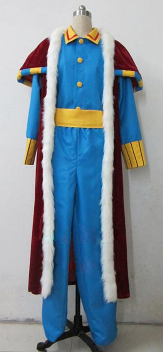 コスプレ衣装 銀魂 ハタ皇子風 コスプレコスチューム