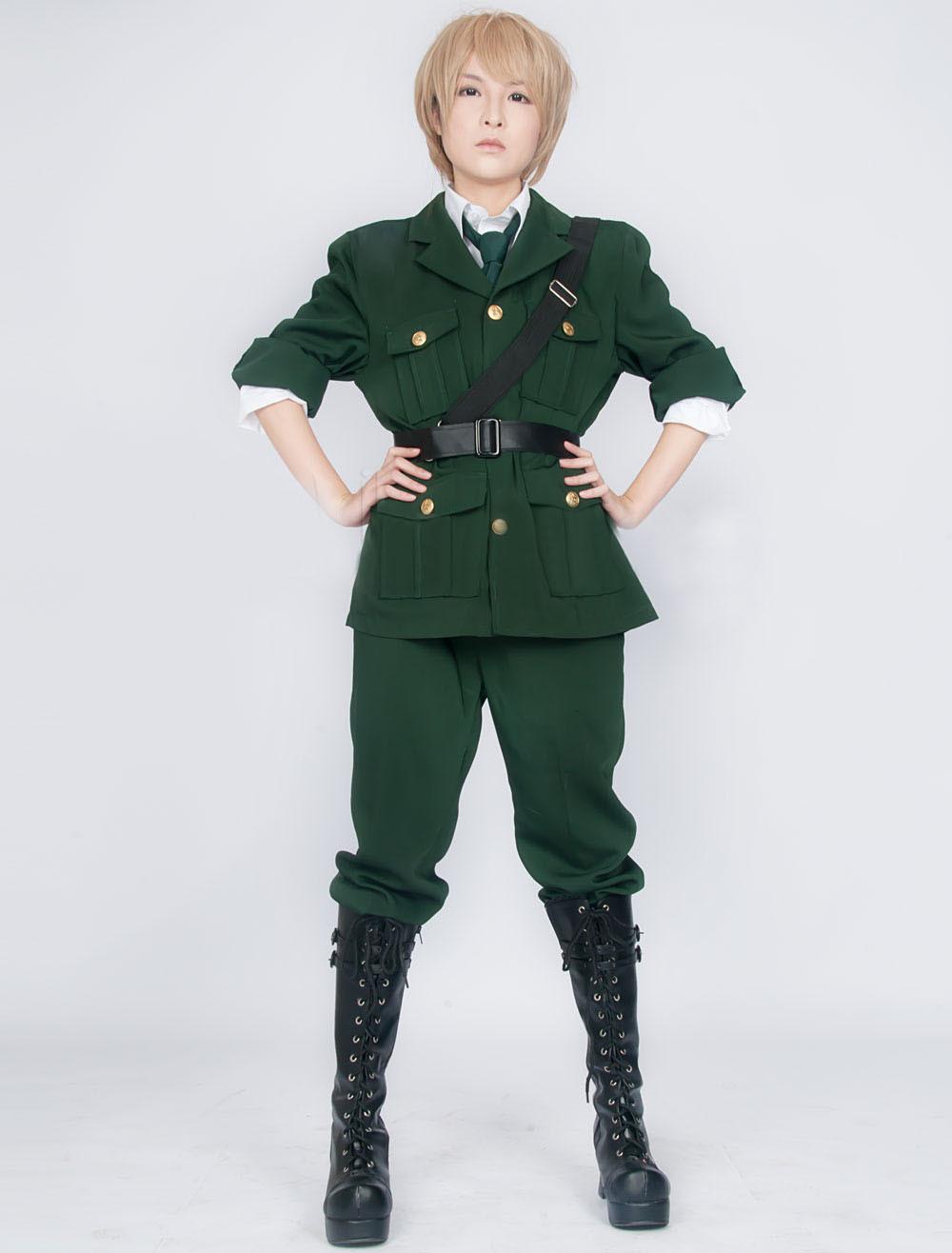 Axis powers ヘタリア イギリス コスプレ衣装
