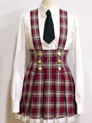 ヘタリアコスプレ衣装 学園女子制服 学園ヘタリア イギリス娘 コスプレ衣装