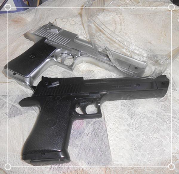 青春×機関銃 松岡正宗 コスプレ道具 武器