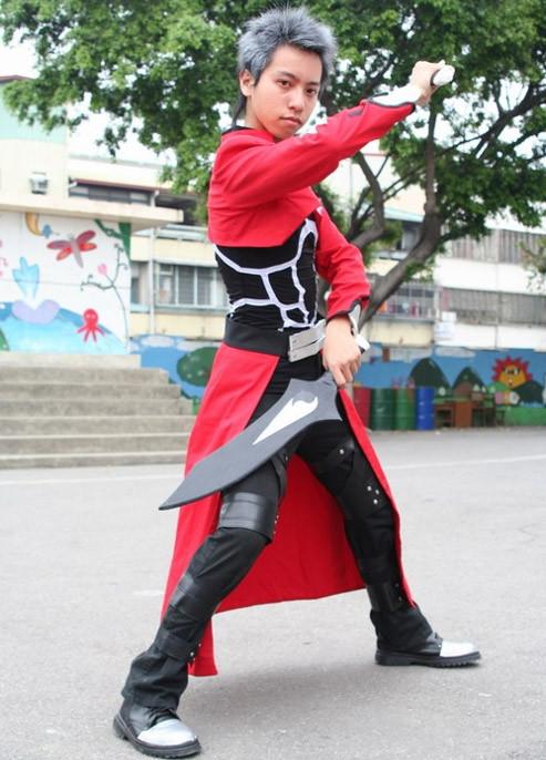 Fate/stay night フェイト/ステイナイト アーチャー  コスプレ衣装