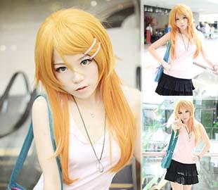 俺の妹がこんなに可愛いわけがない 俺の妹 高坂 桐乃 80cm耐熱ウィッグ コスプレ