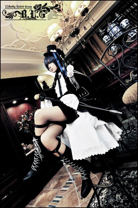Cosplay黒執事 シエル コスプレ衣装