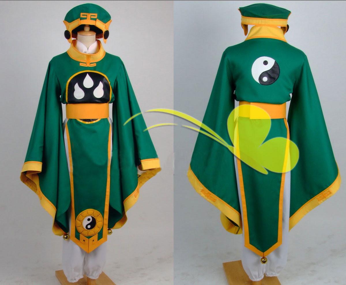 カードキャプターさくら 小狼(シャオラン)コスプレ衣装