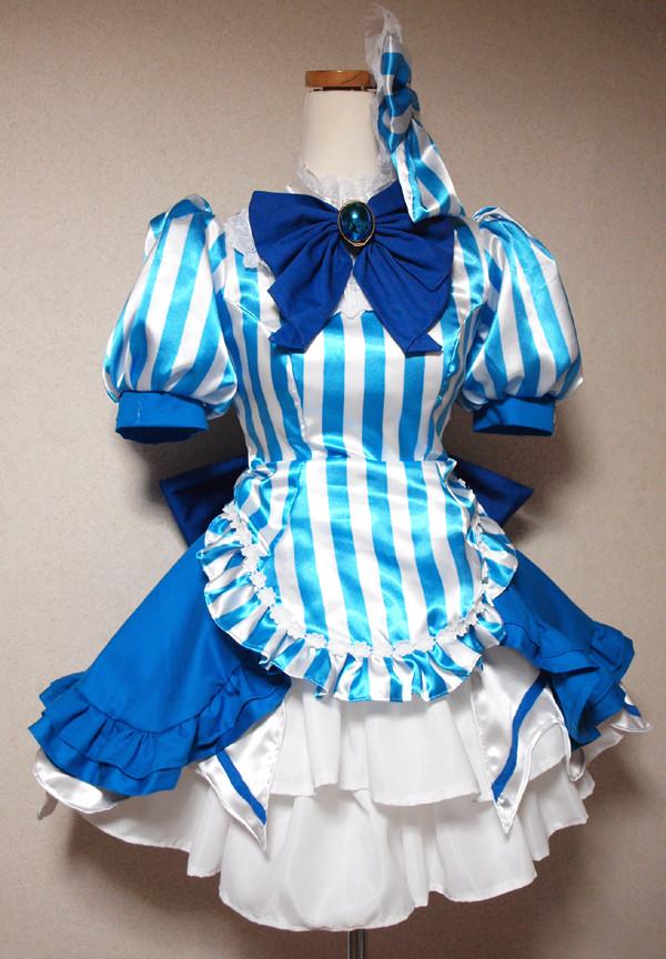 VOCALOID ボーカロイド PROJECT DIVA 2nd フロイライン 巡音ルカ コスプレ衣装