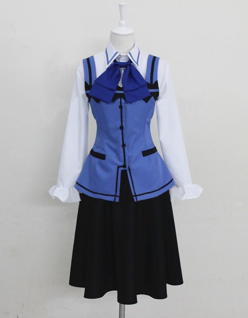 ご注文はうさぎですか? 香風智乃 かふう ちの チノ コスプレ衣装 制服 コスチューム