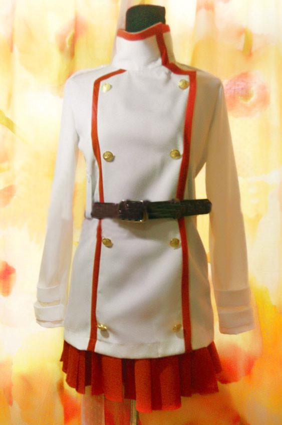 『絶園のテンペスト』 鎖部 葉風(くさりべ はかぜ)コスプレ衣装