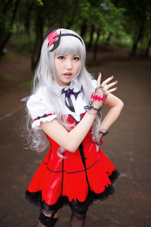アイドルマスターTHE IDOLM@STER 超綺麗 星井美希/四条貴音 コスプレ衣装