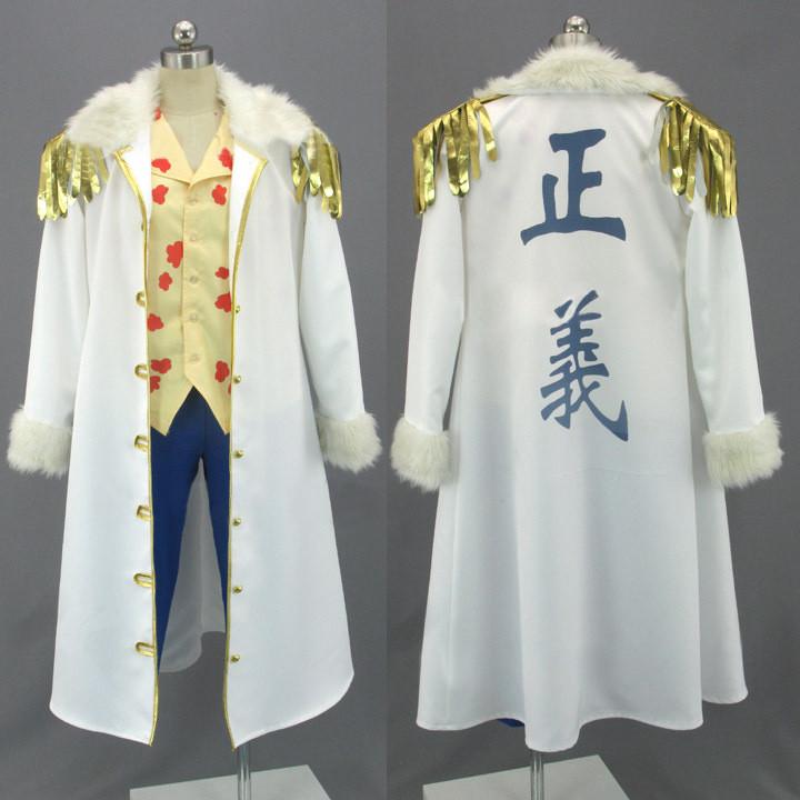 ONE PIECE/ワンピース たしぎ 風 コスプレ衣装 2年後