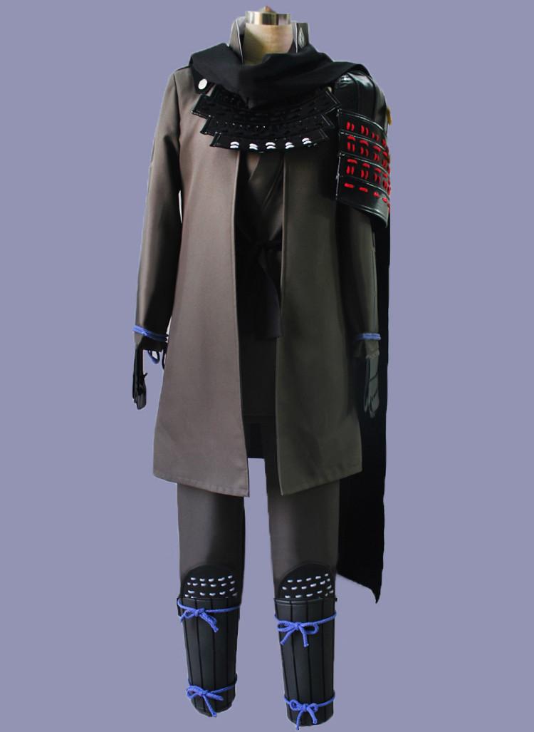 刀剣乱舞 刀剣男士 太刀男士 同田貫正国 どうたぬきまさくに コスプレ衣装 コスチューム 変装