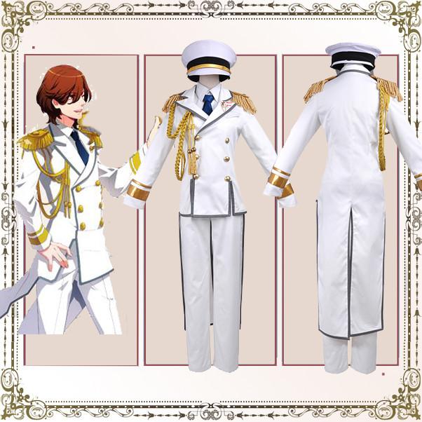豪華版 うたの☆プリンスさまっ?  Shining All Star QUARTET☆NIGHT  白い制服 早乙女学園 コスプレ衣装