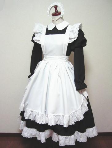 萌えコスプレ衣装 メイド服 メイドドレス コスチューム衣装
