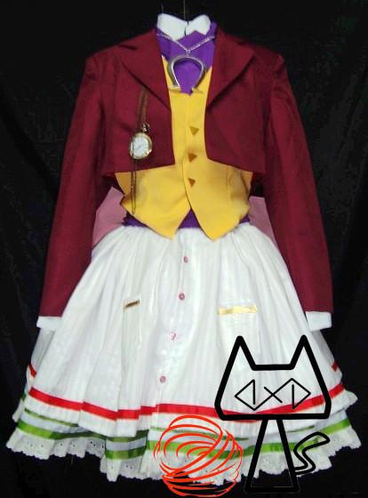コスチューム アリス マッドネス リターンズ (Alice Madness Returns )アリス lucky兔子 コスプレ衣装