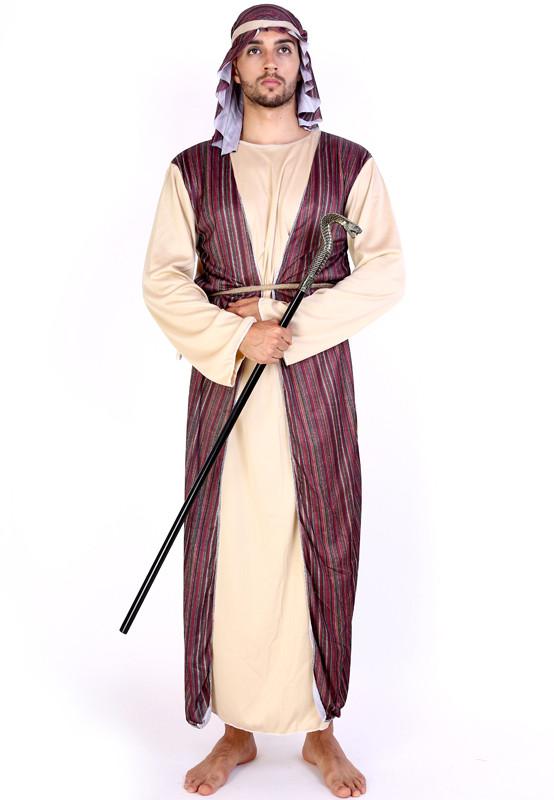 仮面舞踏会服装 ハロウィーン大人用衣装 アラブ服装cosplay シェパード服装