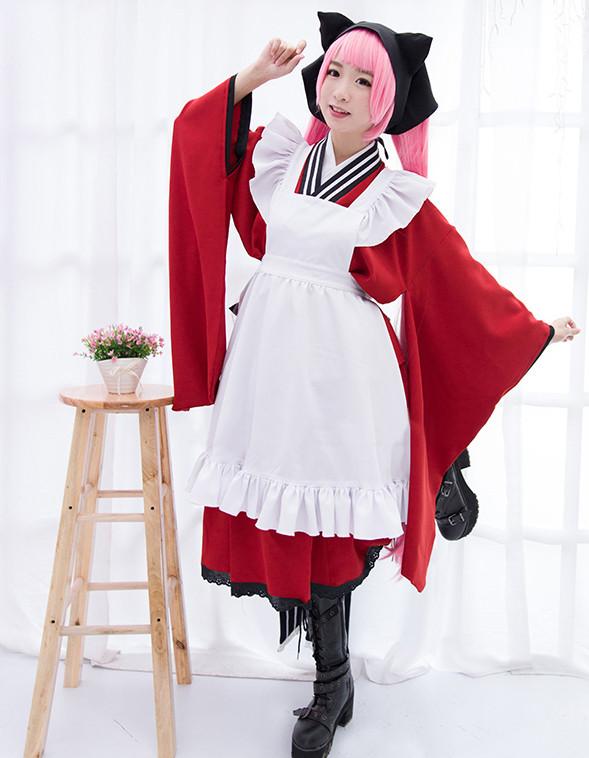 繰繰れ!コックリさん ぐぐれこっくりさん タマ たま コスプレ衣装 コスチューム