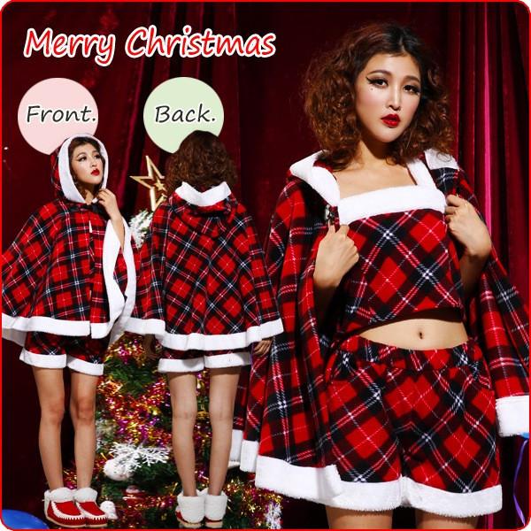 新品登場 ストール クリスマス服装 コスプレ衣装 コスチューム レディ用