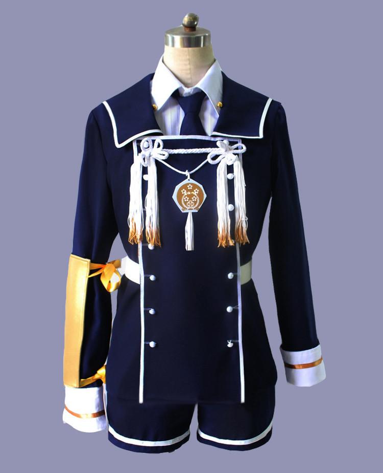 刀剣乱舞 刀剣男士 短刀 五虎退 ごこたい 粟田口 コスプレ衣装