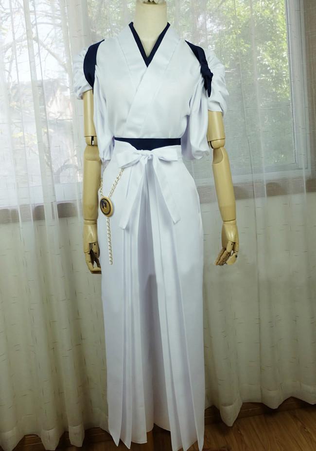 刀剣乱舞 太刀男士  鶴丸国永 つるまるくになが コスプレ衣装 和服 着物