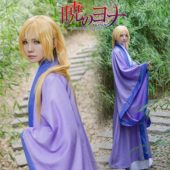 暁のヨナ(あかつきのヨナ) スウォン すうぉん コスプレ衣装 和服 着物 変装