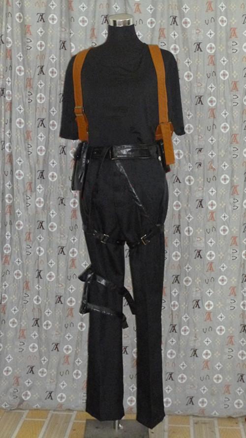 バイオハザード レオン·S·ケネディ (Leon Scott Kennedy) コスプレ衣装