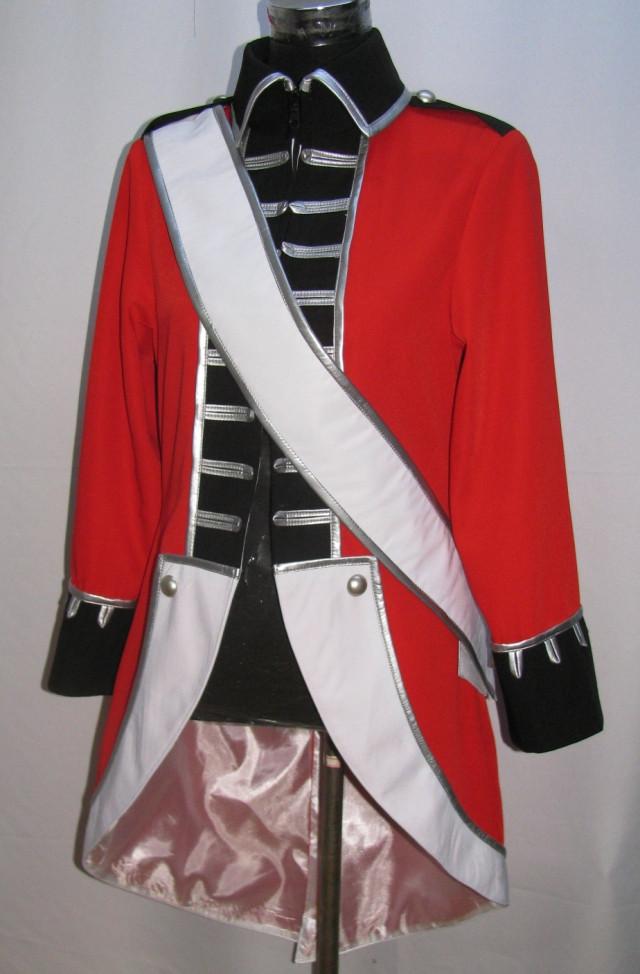 コスプレ ヘタリアアメリカ 独立戦争風コスプレ衣装