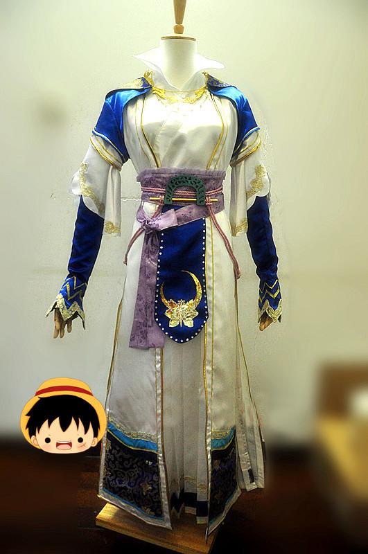真?三國無双7 魏 蔡文姫 後漢の議郎蔡邕の娘 コスプレ衣装