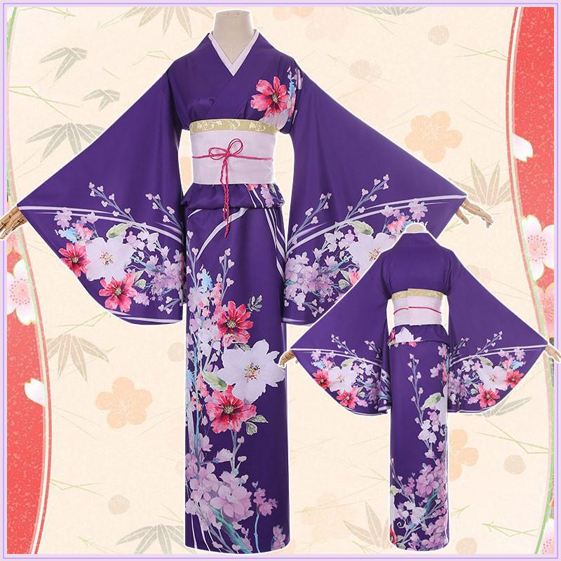 とある科学の超電磁砲 コスプレ 御坂 美琴 和服 新春の着物